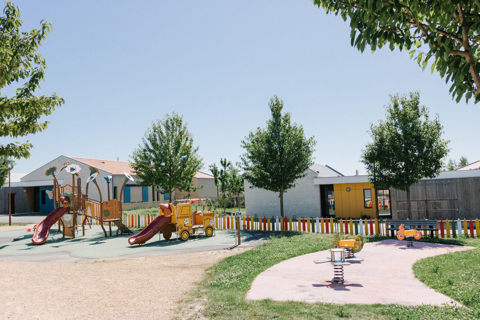 Village d'Enfants de Monts-sur-Guesnes